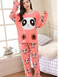 Faux Fur Pajama