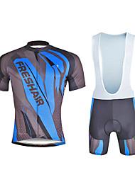 Cycling PaladinSport Men Shirt  Straps Shorts Suit BKT 753