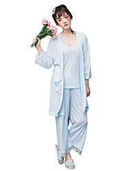 Cotton Bamboo Fiber Pajama