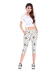 Women's Thin Print Legging,Pattern