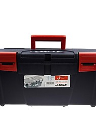 Jtech Jb-18 Plastic Toolbox 18 Parts Box /1