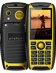 E & l s200 teclado celular telefone celular impermeável à prova de choque telefone barato acidentado telefone