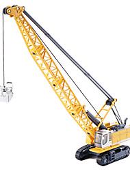 Машинки с инерционным механизмом Оригинальные и забавные игрушки Экскаватор Металл