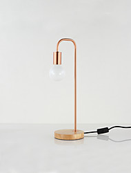 40 Modern/Contemporary Traditional/Classic Rustic/Lodge Table Lamp , Feature for LED , with Electroplated Use Touch Switch