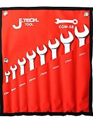 Jtech métrica combinación llave 6 pack com-s6a / 1