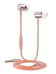 Наушники-вкладыши langsdom для яблочного samsung huawei просо meizu oppo vivo и другие смартфоны линии по проводам с микрофоном
