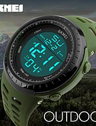 Women's Men's SKMEI Brand Men LED Digital Military Watch Fashion Sports Watches Dive Swim Outdoor Casual Wristwatches