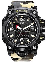 Для пары Подростки Спортивные часы Армейские часы Модные часы Наручные часы Часы-браслет Уникальный творческий часы Повседневные часы