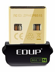 EDUP USB wireless wifi adapter 150Mbps wirelee network card EP-N8508GS