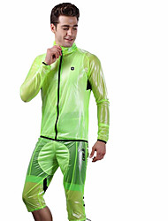 Homme Imperméable de Randonnée Imperméable/Poncho pour Cyclisme/Vélo Printemps L XL XXL XXXL XXXXL