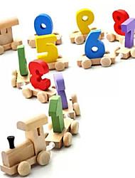 Costruzioni per il regalo Costruzioni Hobby e passatempo Coda Legno Da 2 a 4 anni Giocattoli