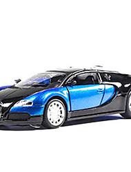 Carrinhos de Fricção Carro Liga de Metal