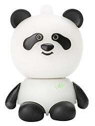 Cartoon Plastic Panda 64GB USB2.0 High-Speed Flash Memory U Disk Memory Stick