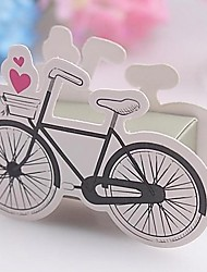 12 Piece/Set Favor Holder - Creative Card Paper Favor Boxes Vintage-Inspired Bicycle