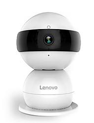 boneco Lenovo® 720p 1.0 MP mini-interior com noite do dia monitor de PTZ bebê