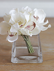 6 Ramo Flores artificiais