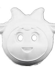 Maschera cartone animato Con animale