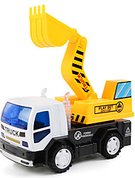 Toys Plastics Crash Resistant Excavator Model