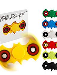 Toupies Fidget Spinner à main Toupies Jouets Jouets Ring Spinner Métal Laiton EDCSoulagement de stress et l'anxiété Focus Toy Jouets de