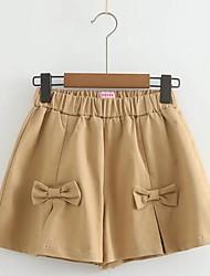 Women's Low Rise Micro-elastic Shorts Pants,Cute Slim Solid