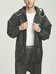 Not Specified Raincoat/Poncho Camping / Hiking Back Country Spring/Fall Summer