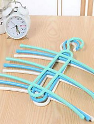1pc Drying Racks Plastic with Feature Is for Cloth Random Color