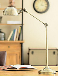 40 Modern/Contemporary Traditional/Classic Desk Lamp , Feature for LED , with Other Use On/Off Switch Switch