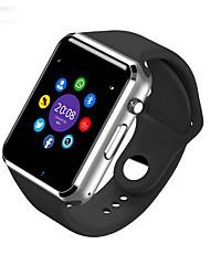 Montre Bluetooth à puce podomètre W8 montre-bracelet sport carte SIM montre intelligente pour iOS et Android Téléphone intelligent