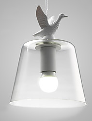 Duck Pendant Light   Modern/Children room/Contemporary Traditional/Classic Vintage Painting Feature for Mini Style Designers  Bedroom