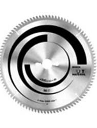 La lame de scie circulaire en alliage de 12 pouces bosch 305 x t120 dents plats en aluminium / bois / plastique / 1pcs