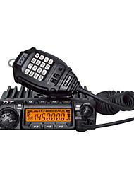Para VehículoRadio FM Alarma de Emergencia Pantalla LCD Desconexión por Tiempo TONO/DTMF Frecuencia Inversa Modo Conversación
