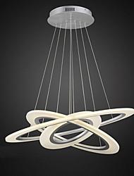 Unterputz ,  Zeitgenössisch Eloxal-Verfahren Eigenschaft for LED Dimmbar AcrylWohnzimmer Schlafzimmer Esszimmer Studierzimmer/Büro