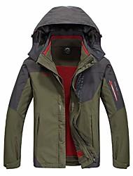 Per uomo Per donna Giacche 3-in-1 Pantalone/Sovrapantaloni per Campeggio e hiking Primavera Inverno Autunno XXL XXXL XXXXL 5XL 6XL