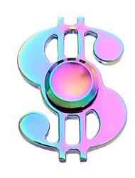 Spinners de mão Mão Spinner Pião Brinquedos Brinquedos Girador de Anel Metal EDCO stress e ansiedade alívio Brinquedo foco Brinquedos de