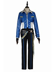 Inspired by Cosplay Cosplay Video Game Cosplay Costumes Cosplay Suits Fashion Long Sleeve Shirt Top Pants Gloves Belt