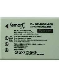 Ismartdigi New NP900 3.7V 700mAh Camera Battery for Minolta NP900 Dimage E40 E50
