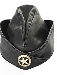 PUNK RAVE S-181 Women's Vintage Party Casual Fashion Military Hat