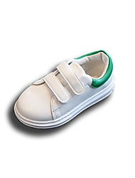 Boys' Sneakers Light Soles  Spring Summer Outdoor Athletic Casual Walking Flat Heel Green Red Black Under 1in