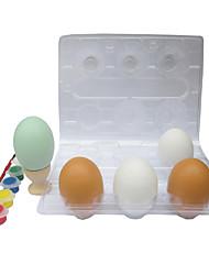 DIY KIT Toy Foods For Gift  Building Blocks Model & Building Toy Wood 2 to 4 Years 5 to 7 Years 8 to 13 Years Toys
