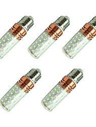 12W Ampoules Maïs LED T 84 SMD 2835 980 lm Blanc Chaud Blanc V 5 pièces