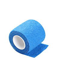 Adhérence jetable au tatouage antidérapante couverture bleue adhésive autocollante 5 * 450cm