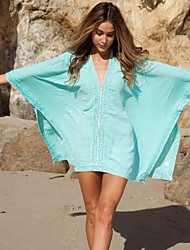 Ladies' Cover-Up Solid Solid