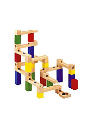 Track Sets For Gift  Building Blocks Model & Building Toy Wood 2 to 4 Years 5 to 7 Years Toys