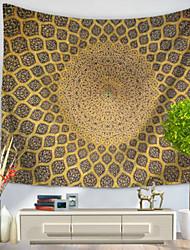 Decoración de la pared 100% Poliéster Retro Arte de la pared,1