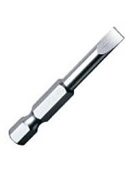 Star 5 ensembles de la tête de tournevis à mots long de 50 mm de la série 6.3mm 4mm / 1 set