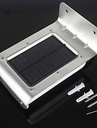 Luz solar de sensor de led solar exterior