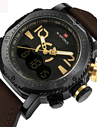 Luxury Brand NAVIFORCE Men Sport Military Watches Men's Quartz Analog Digital Wrist Watch Man Clock Relogio Masculino