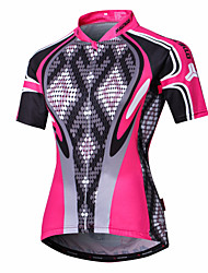 Malciklo Cycling Clothing Sets/Suits Men's Short SleeveBreathable / High Breathability  / Quick Dry / Front Zipper