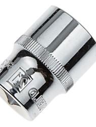 Scudo in acciaio 12,5 mm serie metrica 12 angolo manicotto standard 21mm / 1 supporto