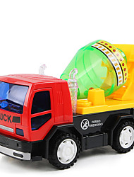Toys Plastics A Crash Resistant Mixer Car Model